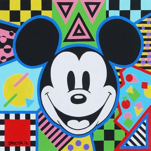 Memphis Milano Mickey