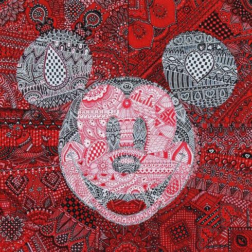 Mehandi Mickey